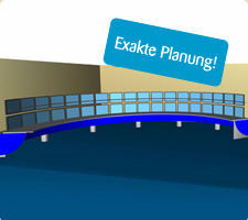 Exakte Planung